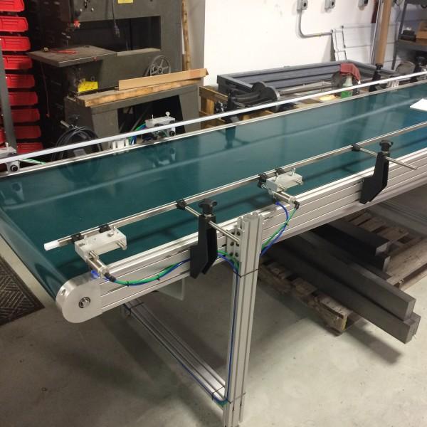 Box Indexing Conveyor