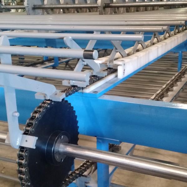Axel indexing Conveyor